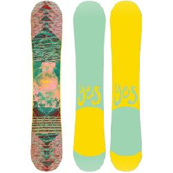 Women's Yes. Emoticon Snowboard 2020