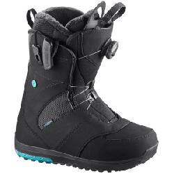 Women's Salomon Ivy Boa Snowboard Boots 2018