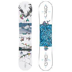Kid's GNU Recess Asym BTX SnowboardBoys' 2019
