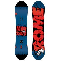 Kid's Rome Minishred SnowboardLittle2018 - 120 | Plastic 2018