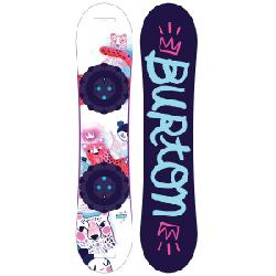 Kid's Burton Chicklet SnowboardGirls' 2020