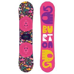 Kid's Burton Chicklet SnowboardGirls' 2019