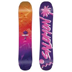Kid's Salomon Grace SnowboardGirls' 2018
