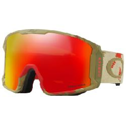 Oakley Sammy Carlson Line Miner Asian Fit Goggles 2018