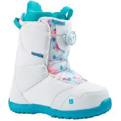 Kid's Burton Zipline Boa Snowboard BootsKids' 2018