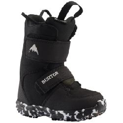 Kid's Burton Mini Grom Snowboard BootsLittle2020 - 13C in White 2020