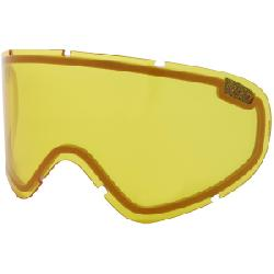Electric RIG.5 Goggle Lens in Yellow | Polyster
