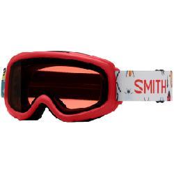 Kid's Smith Gambler Goggles Little 2019