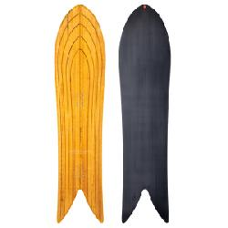 Gentemstick Rocket Fish Outline Core Snowboard 2020