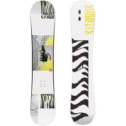 Kid's Salomon The Villain Grom SnowboardKids' 2020
