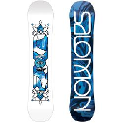 Kid's Salomon Gypsy Grom SnowboardGirls' 2020