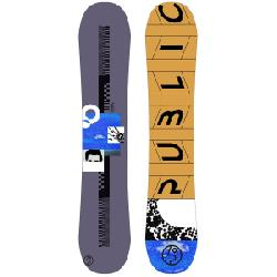 Public Snowboards Display Mathes Snowboard 2020