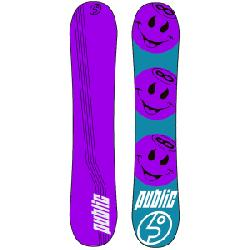 Public Snowboards General Snowboard 2020