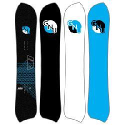 GNU Zoid Asym C2X Snowboard 2018