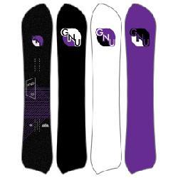Women's GNU Zoid Asym C2X Snowboard 2018