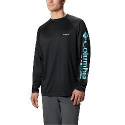 Columbia PFG Terminal Tackle Long Sleeve Mens Shirt