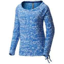 Mountain Hardwear Burned Out L/S Pullover Womens Shirt