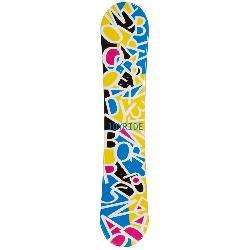 JoyRide Letters White Girls Snowboard