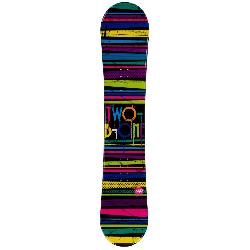 2B1 Paint Black Womens Snowboard
