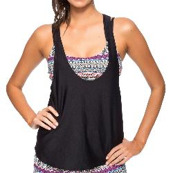 Next Find Your Chi Tankini W/Bra Bathing Suit Top