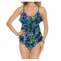 Magicsuit Papillon Rita Tankini Bathing Suit Top