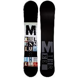 Millenium 3 Discord Black Snowboard