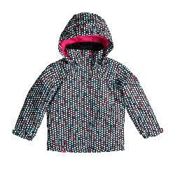 Roxy Mini Jetty Toddler Girls Ski Jacket