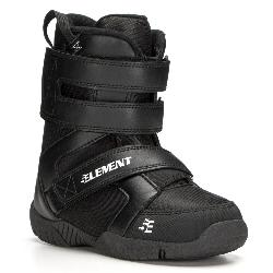 5th Element ST Mini Velcro Kids Snowboard Boots