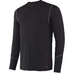 Terramar 2.0 Thermolator Crew with Mesh Mens Long Underwear Top