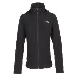 The North Face Shelbe Raschel Hoodie Womens Soft Shell Jacket (Previous Season) 2019