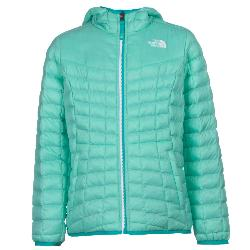 The North Face Reversible ThermoBall Hoodie Girls Midlayer (Previous Season)