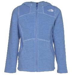 The North Face Viva Fleece Hoodie Girls Jacket (Previous Season)