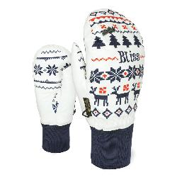 Level Bliss Coral Womens Mittens