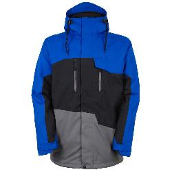 686 Authentic Geo Mens Insulated Snowboard Jacket