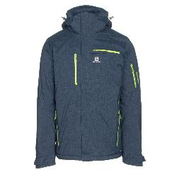 Salomon Brilliant+ Mens Insulated Ski Jacket