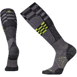 SmartWool PhD Ski Light Elite Pattern Ski Socks