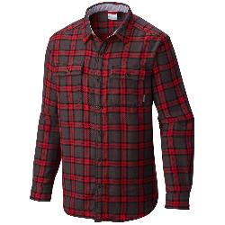 Columbia Hoyt Peak Mens Flannel Shirt