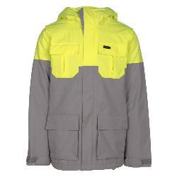Volcom Alternate Mens Insulated Snowboard Jacket