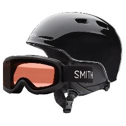 Smith Zoom Jr. and Gambler Combo Kids Helmet