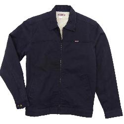 Purnell Canvas Sherpa Lined Mens Jacket