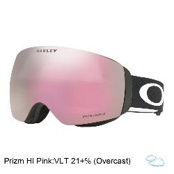 Oakley Flight Deck XM Prizm Asian Fit Goggles 2019
