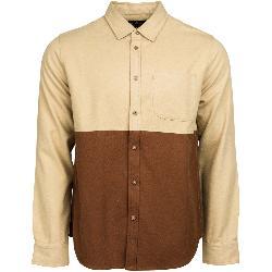 United By Blue Banff Colorblock Wool Mens Shirt