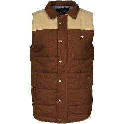 United By Blue Drummond Colorblock Vest