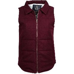 United By Blue Martel Wool Vest Womens Vest
