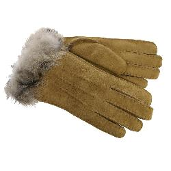 UGG 3-Point Sheepskin Toscana Womens Gloves