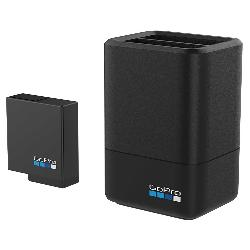 GoPro Dual Battery Charger + Battery (HERO5 Black) 2017