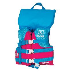 O'Brien Child Nylon with Collar Toddler Life Vest 2020