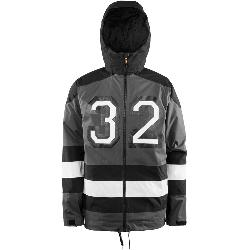 ThirtyTwo Batch Mens Shell Snowboard Jacket