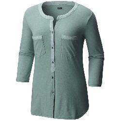 Columbia Vista Hills Henley Womens Shirt