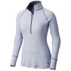 Mountain Hardwear Butterlicious Long Sleeve Half Zip Womens Shirt